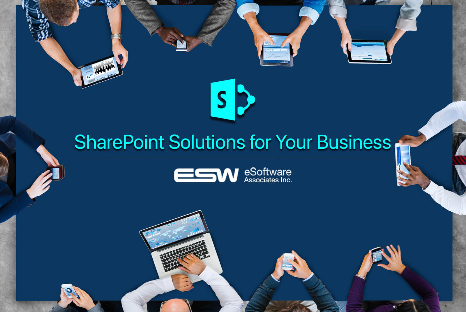 SharePoint Solutions for Your Business by ESWCompany